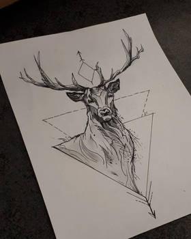 Deer Concept #1