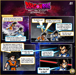Dragon Ball Fusion Brawl: Page 1