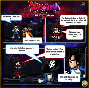 Dragon Ball Fusion Brawl: Page 5