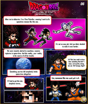 Dragon Ball Fusion Brawl: Page 6