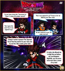 Dragon Ball Fusion Brawl: Page 8