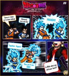 Dragon Ball Fusion Brawl: Page 9