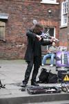 Urban violinist 3