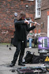 Urban violinist 9