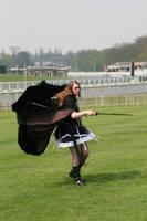 Gothic maiden warrior 26 by Random-Acts-Stock