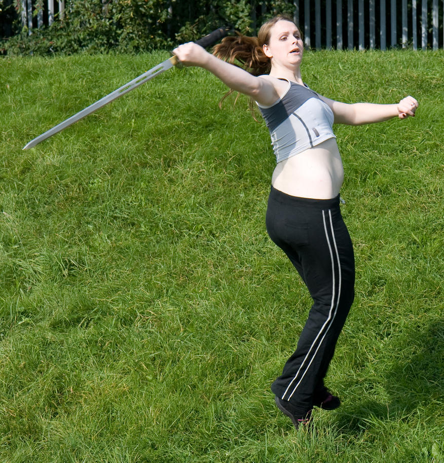 Sword fight reference stock 30 by Random-Acts-Stock on