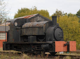 Beamish steam stock