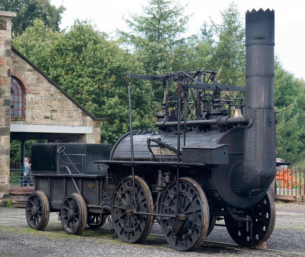Beamish steam stock 8