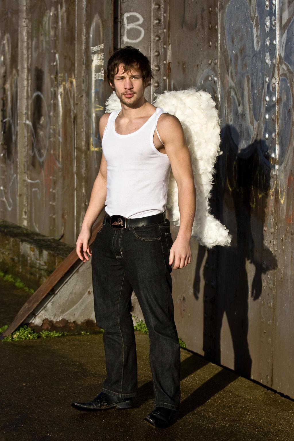 Grunge Angel stock 30