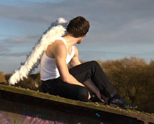 Grunge Angel stock 41