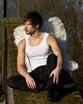 Grunge Angel stock 42