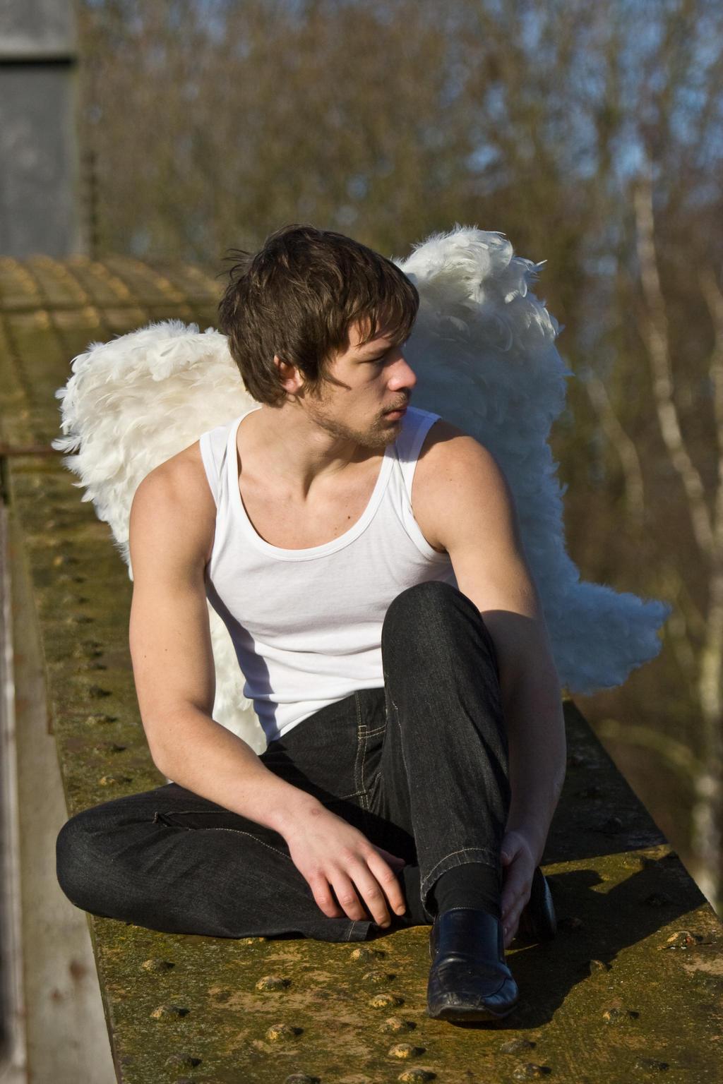 Grunge Angel stock 44
