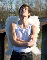 Grunge Angel stock 52 by Random-Acts-Stock