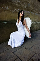 Not so innocent angel stock 44 by Random-Acts-Stock