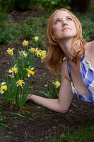 Spring Dance stock 17 by Random-Acts-Stock
