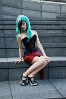 Londinium corsets stock 35 by Random-Acts-Stock