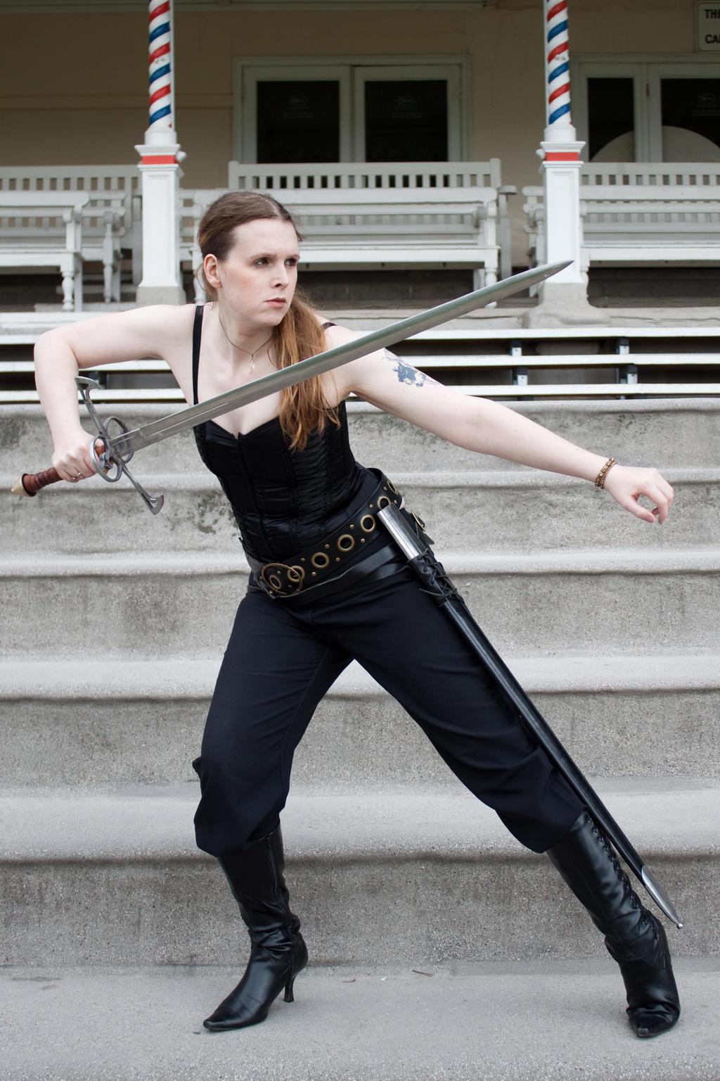 Sword pose stock 13 by Random-Acts-Stock on DeviantArt