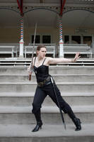 Sword pose stock 36 by Random-Acts-Stock