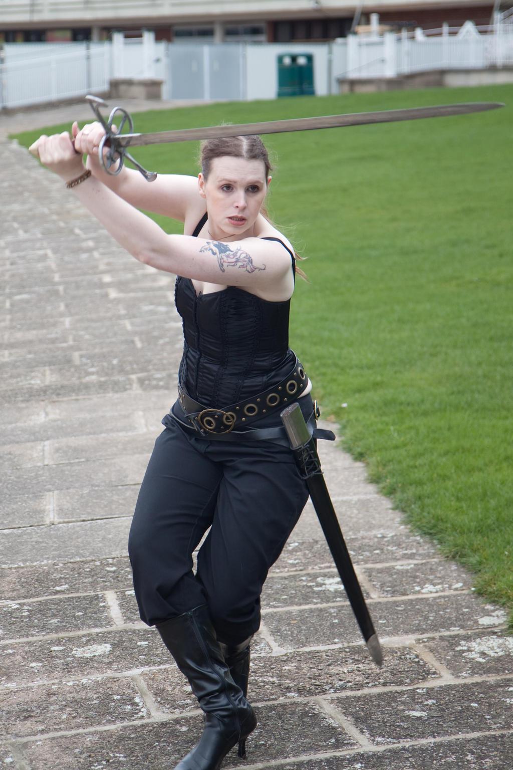 Sword pose stock 36 by Random-Acts-Stock on DeviantArt