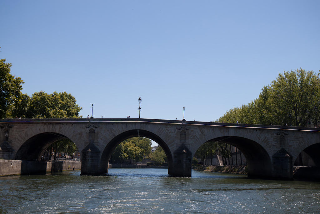 Summer Paris stock 3 by Random-Acts-Stock