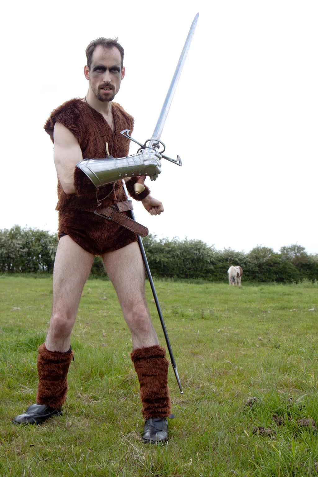 Barbarian stock 16 by Random-Acts-Stock