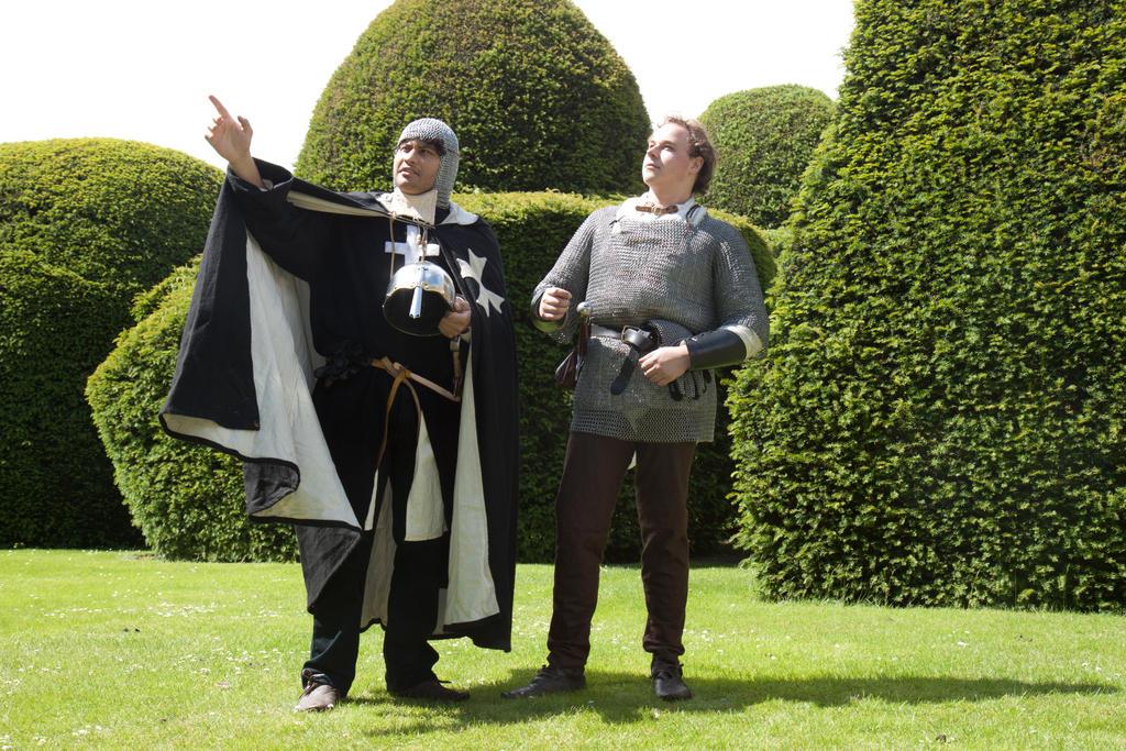 Knights Hospitalier stock 23 by Random-Acts-Stock