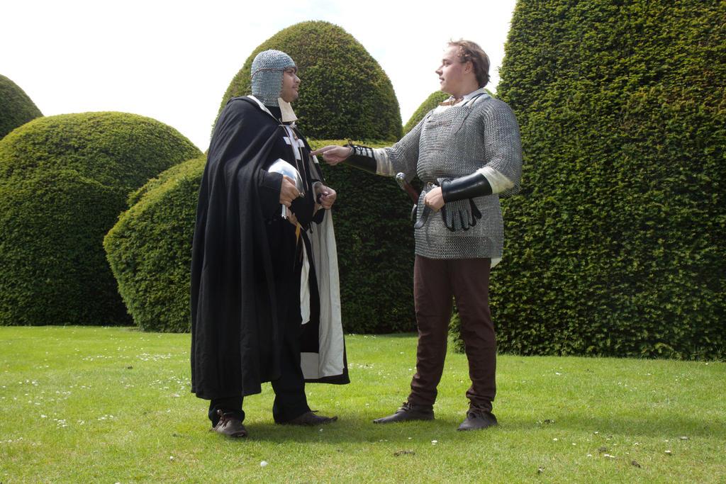 Knights Hospitalier stock 20 by Random-Acts-Stock