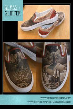 Marauder Shoes COMPLETE