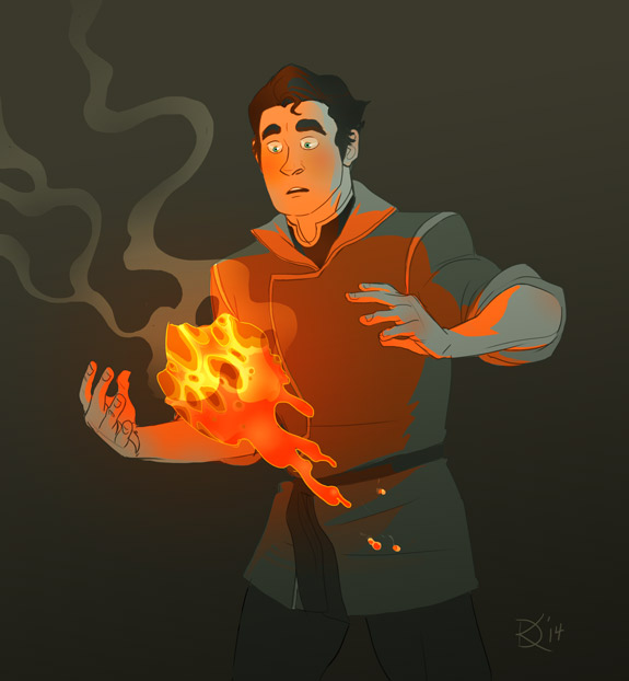 Bolin lava bending | Avatar The Last Airbender Legend of ...