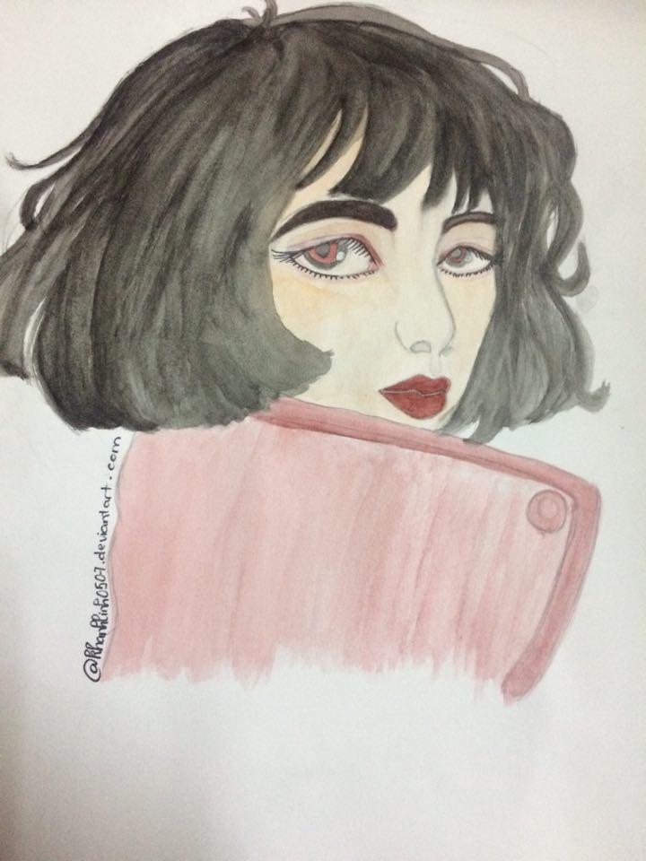 Art myself by khanhlinh0507