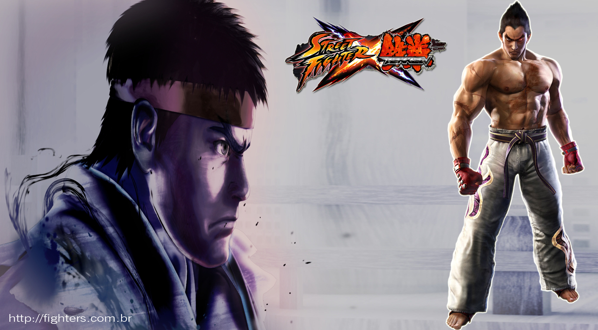 Street Fighter Vs Tekken 2 By Fightersnetwork On Deviantart