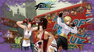 KOF XIII Women Team