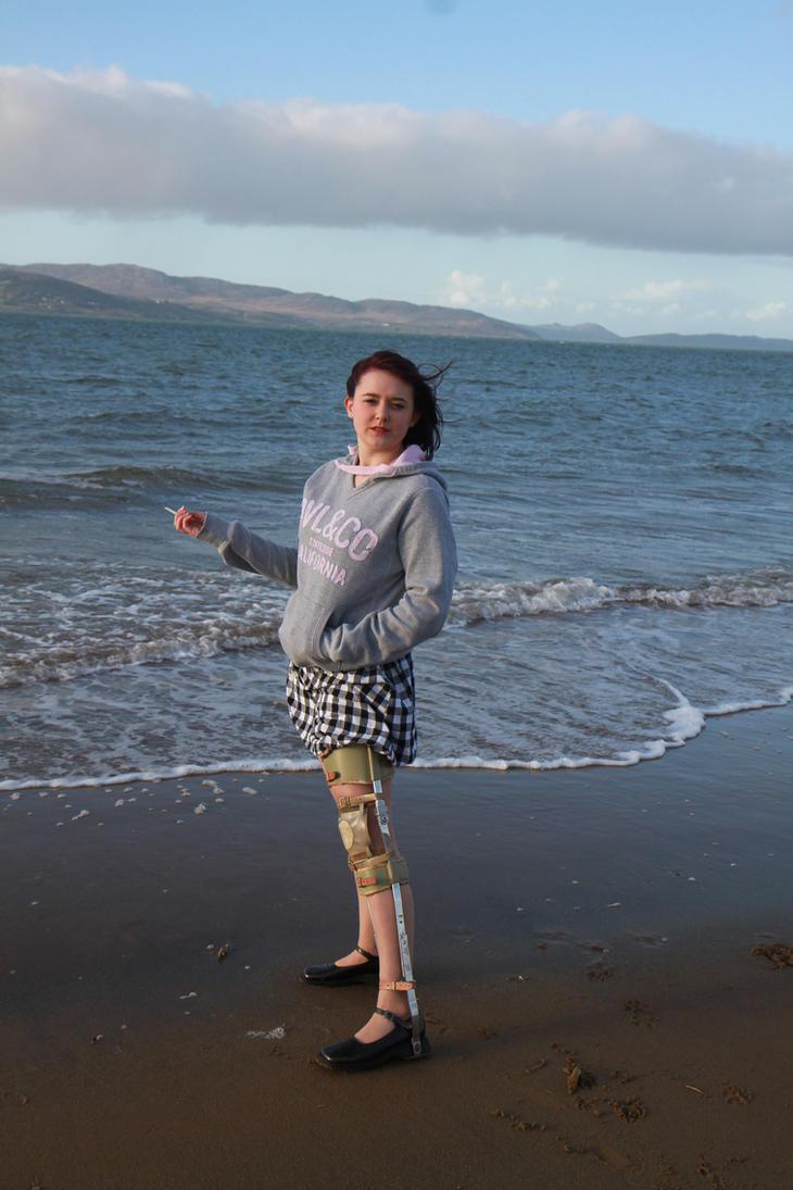 Beside the sea by mrdoagh