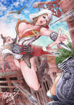 Assassin Creed 2 fanart female version