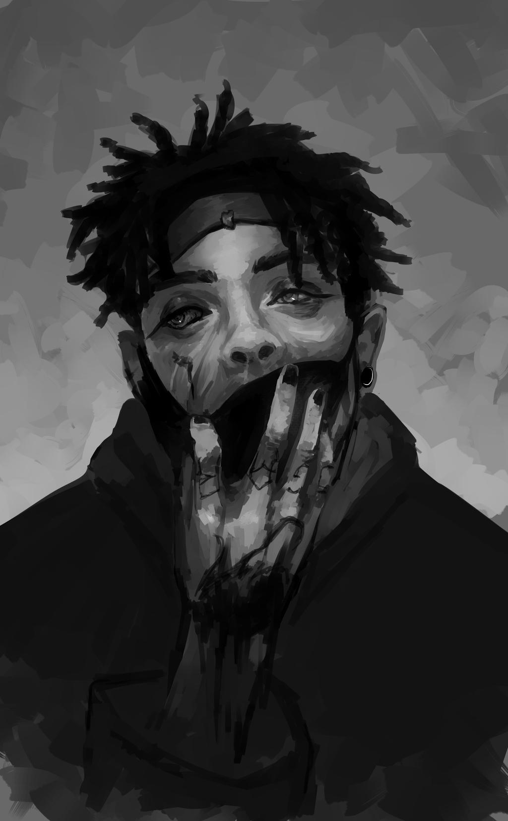 scarlxrd by Petrawithafootfetish on DeviantArt