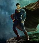 Superman-the man of steel