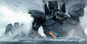 Pacific Rim-Jaeger