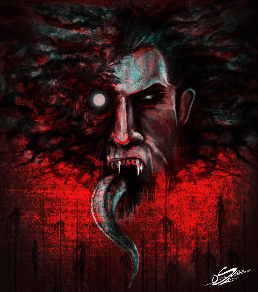 Dracula by Danthemanfantastic