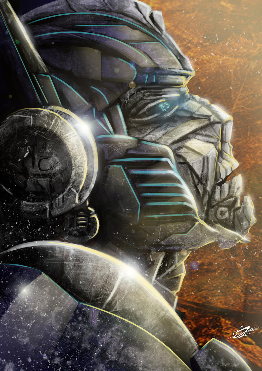 Optimus-The Last of the primes by Danthemanfantastic