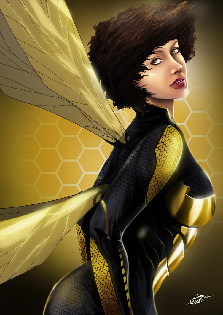 Wasp by Danthemanfantastic