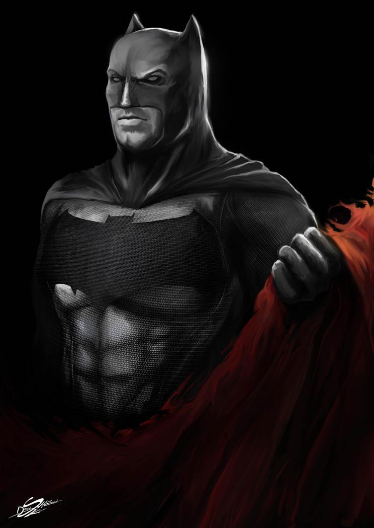 Batman by Danthemanfantastic