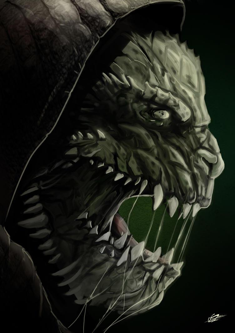 Killer Croc by Danthemanfantastic