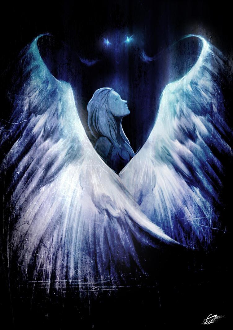 Guardian Angel by Danthemanfantastic