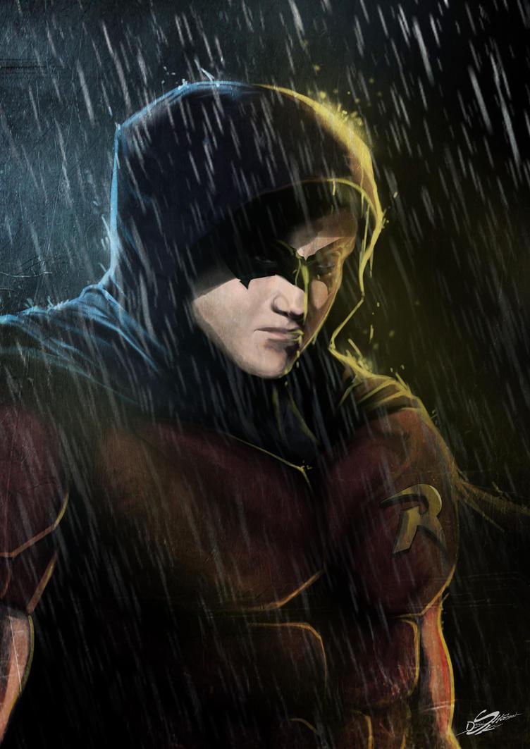 Robin by Danthemanfantastic