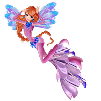 World of Winx - Bloom Onyrix Png - Full by MagicWinx12