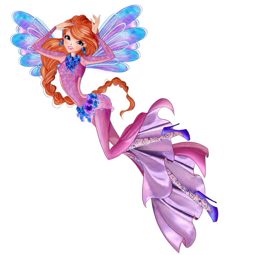 Joa Full Transformation Png: Full By MagicWinx12 On
