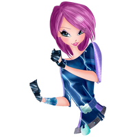 World of Winx - Tecna Spy Png by MagicWinx12