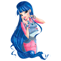 World of Winx - Musa Daily Style Png by MagicWinx12