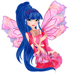 World of Winx - Musa Onyrix Png