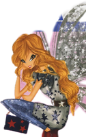 Winx Fairy Couture - Stella Png by MagicWinx12